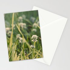 Dusk in the Field Stationery Cards