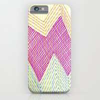 iPhone & iPod Case featuring SummerJazz by KATE KOSEK