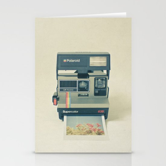 Instant Dreams Stationery Card