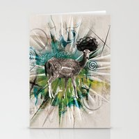 Greenspace Stationery Cards