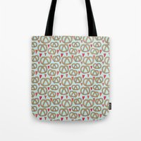 Pattern Project #43 / Pretzel Love Tote Bag