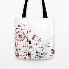 Axe Dreams Tote Bag