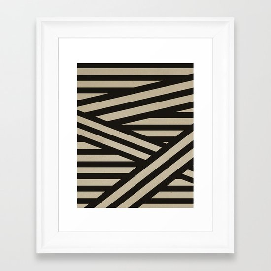Bandage Framed Art Print