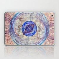 Retina Nebula I Laptop & iPad Skin