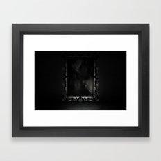 Mirrors Framed Art Print