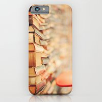 iPhone & iPod Case featuring ...and more books by Kristina Strasunske