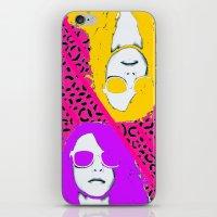 Frame the FAME - Shirane iPhone & iPod Skin