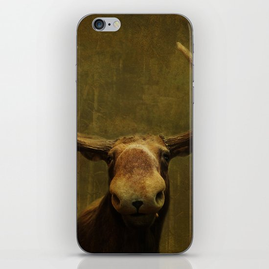 In Your Face iPhone & iPod Skin