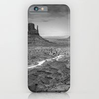 iPhone & iPod Case featuring Monument Valley by Claude Gariepy