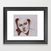 Keenonboys Framed Art Print
