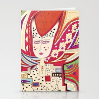 Dame Stationery Cards