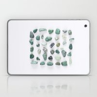 Blue Rock Square Laptop & iPad Skin