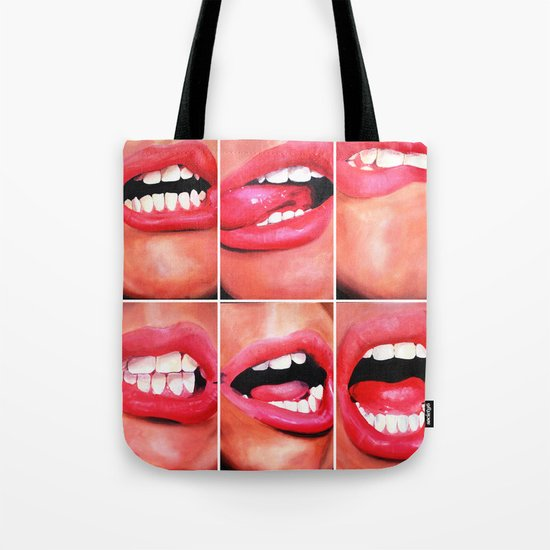 Oral Fixation 1 Tote Bag