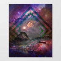 Set Adrift... Canvas Print