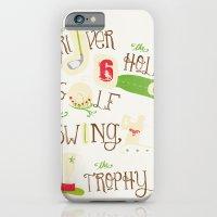 Golf  iPhone 6 Slim Case