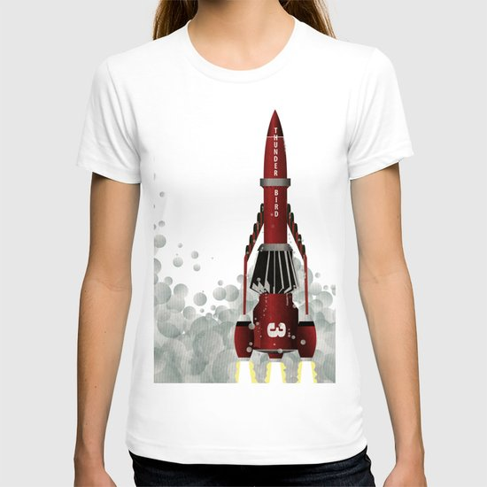 Thunderbird 3 T-shirt
