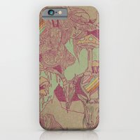 iPhone & iPod Case featuring plum by Cassidy Rae Limbach