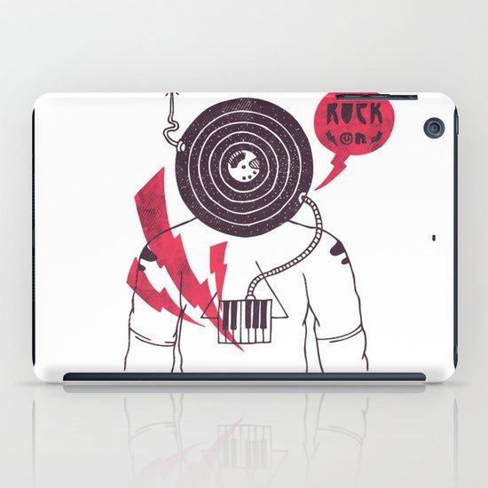 The Vinyl Frontier iPad Case