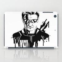 Avengers in Ink: Hawkeye iPad Case