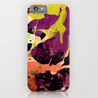 iPhone & iPod Case featuring Canarias by Amy Sia