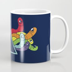 Dark side of the Worm Mug