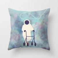 A DREAM COME TRUE Throw Pillow