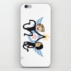 Jaeger Time! iPhone & iPod Skin
