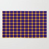 Optical Illusion Rug