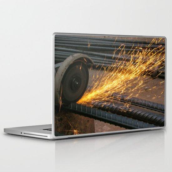 Like a Firework Laptop & iPad Skin
