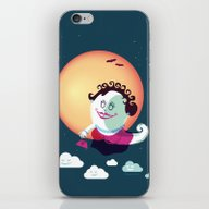 iPhone & iPod Skin featuring Madame Coquette  by Feigenherz BAM