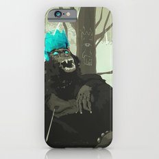 Uneasy Lies the Head That Wears the Holographic Crown Slim Case iPhone 6s