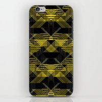 Laser Reflection iPhone & iPod Skin