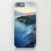 iPhone & iPod Case featuring Peggy's Point in Twilight by Shaun Lowe