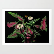 Felicity Art Print