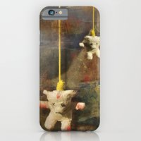 iPhone & iPod Case featuring Teddy by Daniel Donnelly