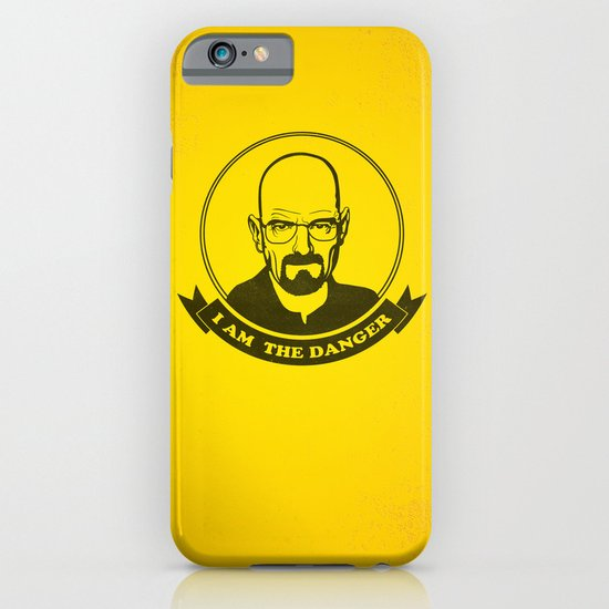 Walter White - I am the danger iPhone & iPod Case