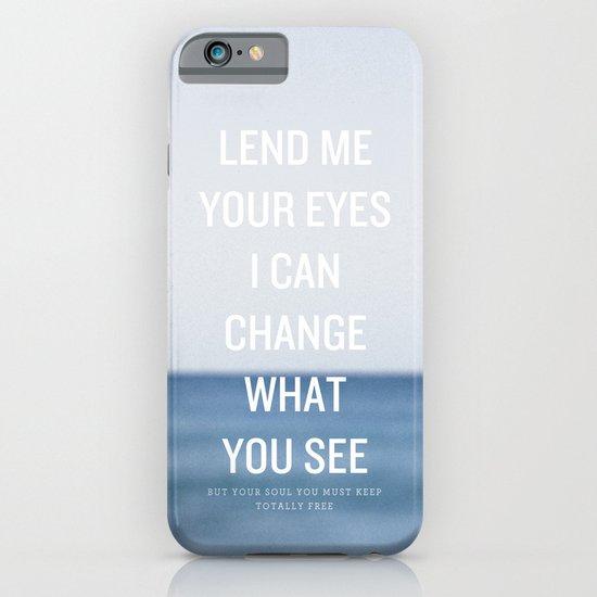 Awake My Soul iPhone & iPod Case