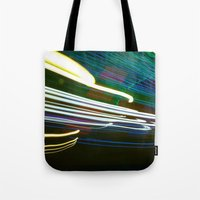 Night Light 97 Tote Bag