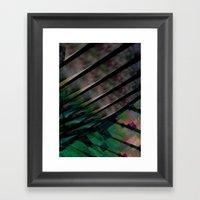Digipalms Framed Art Print