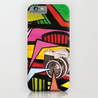 Vintage Camera Collection iPhone 6 Slim Case