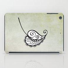 Falling leaf iPad Case