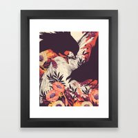 Harbors & G ambits Framed Art Print