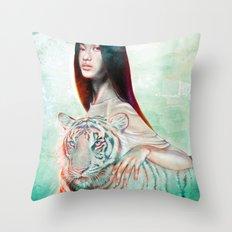 Regal  Throw Pillow