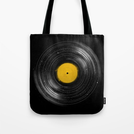 Sound System Tote Bag