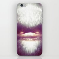 Smooth Fine Evil iPhone & iPod Skin