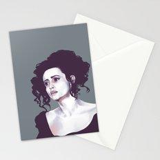 Helena Bonham Carter (Sweeney Todd) Stationery Cards