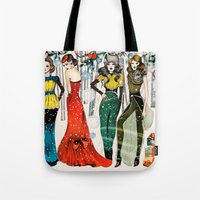 Christmas Alegria  Tote Bag
