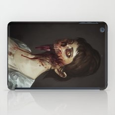 Old Zombie Portrait iPad Case