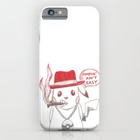 Pimp Pikachu iPhone 6 Slim Case
