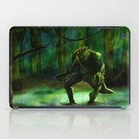 THE SWAMP iPad Case